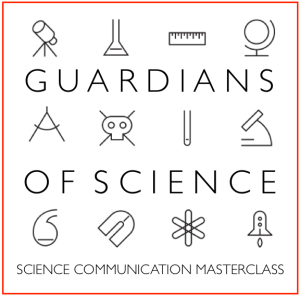 Kai, Dave Ng, others present a new workshop on science communications