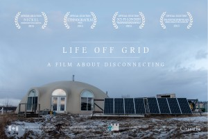 'Life Off Grid' now available on Video On Demand